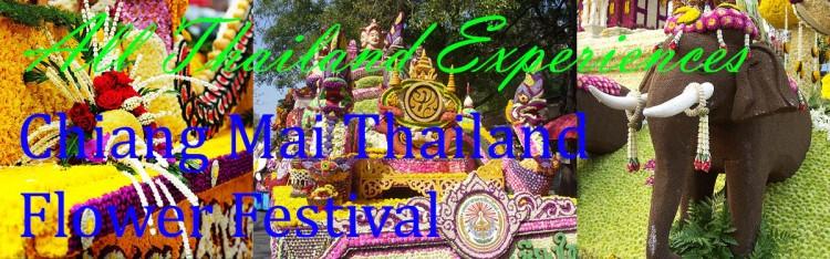 Chiang Mai Thailand Flower Festival