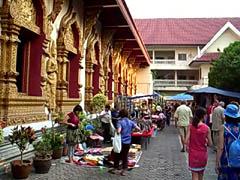 Chiang Mai Thailand's weekend Bazaars