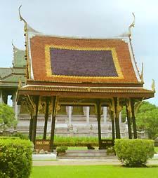 Sitalaphirom PavilionPhra-Thinang Sitalaphirom
