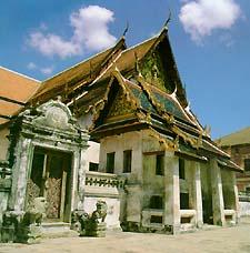 Phra Maha Monthain