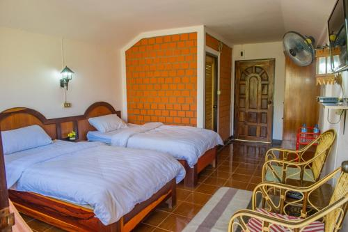 Room at Laolee Resort Chiang Rai Thailand