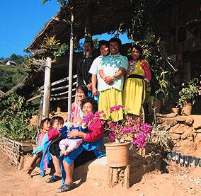 Lisu guest home family