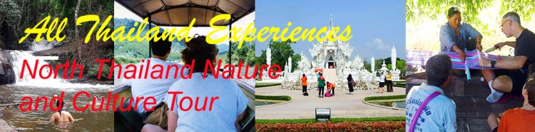 North Thailand nature and culture tour